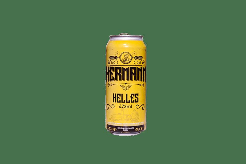 Cerveja Hermann Helles