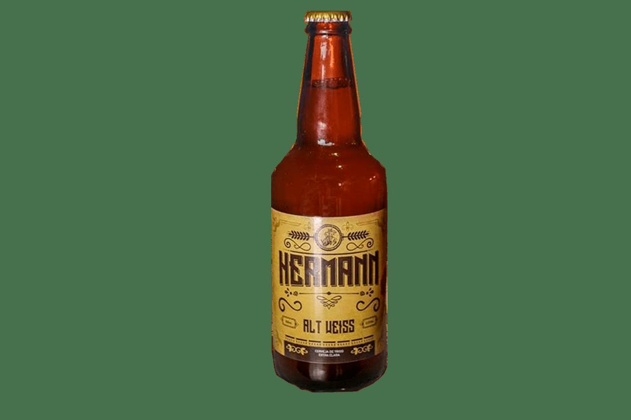 Cerveja Herman Alt Weiss